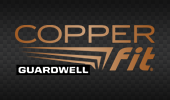 Copper Fit Guardwell Face Protector